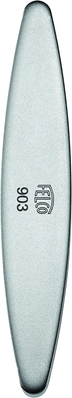 Felco Sharpening Tool F 903 - Steel Diamond Los Angeles Mall Hardened Coat trust Grey