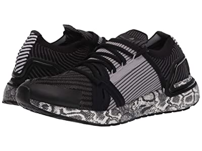 adidas by Stella McCartney Ultraboost 20 S. Sneaker (Black/White/Black/White/DGH Solid Grey) Women