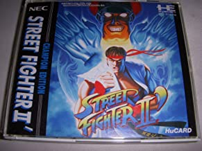 street fighter ii pc engine
