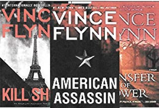 Complete 16-book MITCH RAPP Flynn Series -- American Assassin/ Kill Shot/ Transfer of Power/ Third Option/ Separation of P...