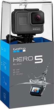 GoPro HERO5 Black — Waterproof Digital Action Camera for...