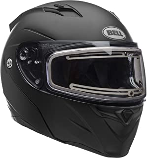 Bell Revolver Evo Electric Shield Snow Helmet (Matte Black, X-Large)
