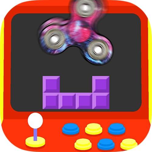Fidget Pong Hockey - Spinner Machine Battle