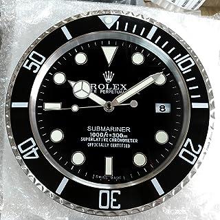 83828281054 FIR Rolex Submariner horloge murale lumineuse