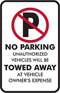Best clever no parking signs Reviews