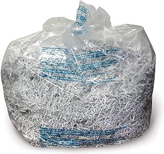 Swingline Shredder Bags, Plastic, 6-8 Gallon, for 60X/80X/100X/200X/100M, 100/Box (1765016), 3 Pack