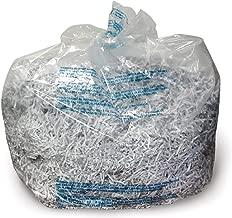 $74 » Swingline Shredder Bags, Plastic, 6-8 Gallon, for 60X/80X/100X/200X/100M, 100/Box (1765016), 2 Pack