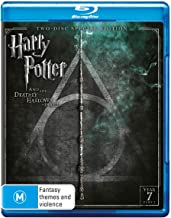 Harry Potter: Year 7 - Part 2 Harry Potter And The Deathly Hallows - Part 2: Special Limited Edition (Blu-ray)