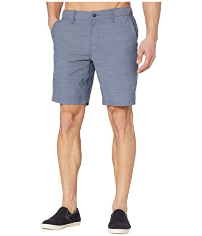 RVCA All Time Coastal Solid Hybrid (Moody Blue) Men
