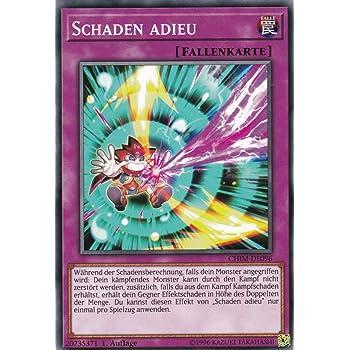 1.Auflage Yu-Gi-Oh! DE Ultra Rare Auslöschen!!! LDK2-DEY03