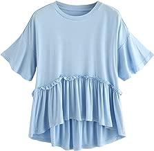 Best light blue peplum dress Reviews