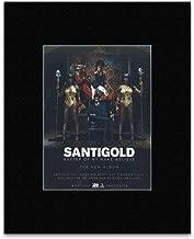 Brand Q Santigold - Master of My Make-Believe Mini Poster - 28.5x21cm