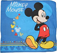 Disney 017 Funda de cojín Mickey Ratón Almohada de 40 x 40 ...