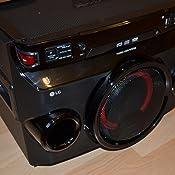 Lg Electronics Om4560 High Power Hifianlage Schwarz Heimkino Tv Video