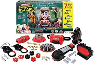 Yulu International Ltd. Spy Code Ultimate Operation Escape Room Game ,Multi-colored