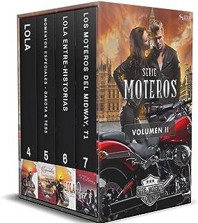 """Best Serie Moteros Vol II - Tres novelas románticas y un relato. (Lola #3, Lola Entre-Historias #4, Los moteros del MidWay 1 y Momentos Especiales """"Dakota & Tess"""") (Spanish Edition) Review"""