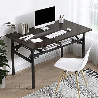 Insputer Mesa Ordenador Escritorio Ordenador Mesa Escritorio Plegable Mesas Escritorios Habitacion para Estudiantes 80 x 4...