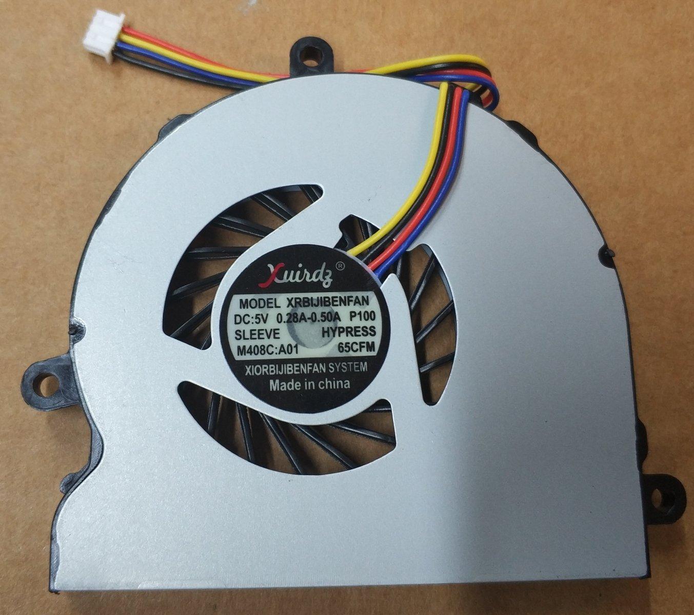 Ventilador Fan para HP Notebook 250 G5 Series: Amazon.es: Electrónica