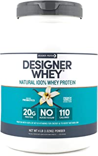 Best vanilla whey powder Reviews