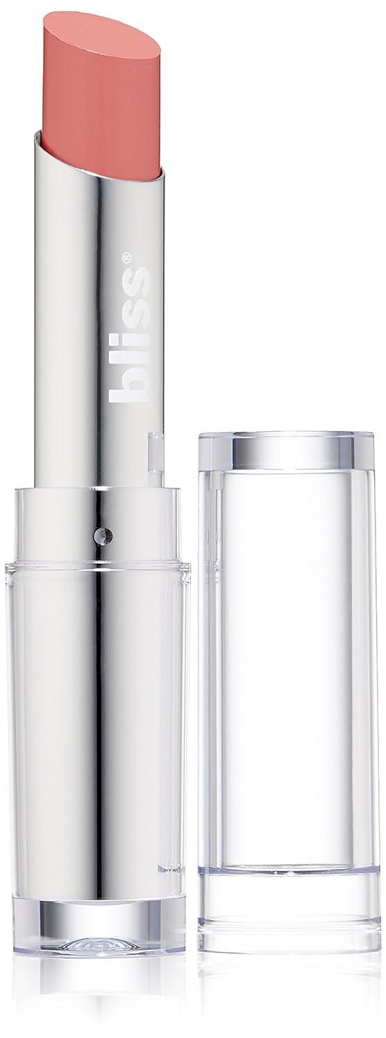 定期的な無知工夫するブリス Lock & Key Long Wear Lipstick - # Popa Don't Peach 2.87g/0.1oz並行輸入品