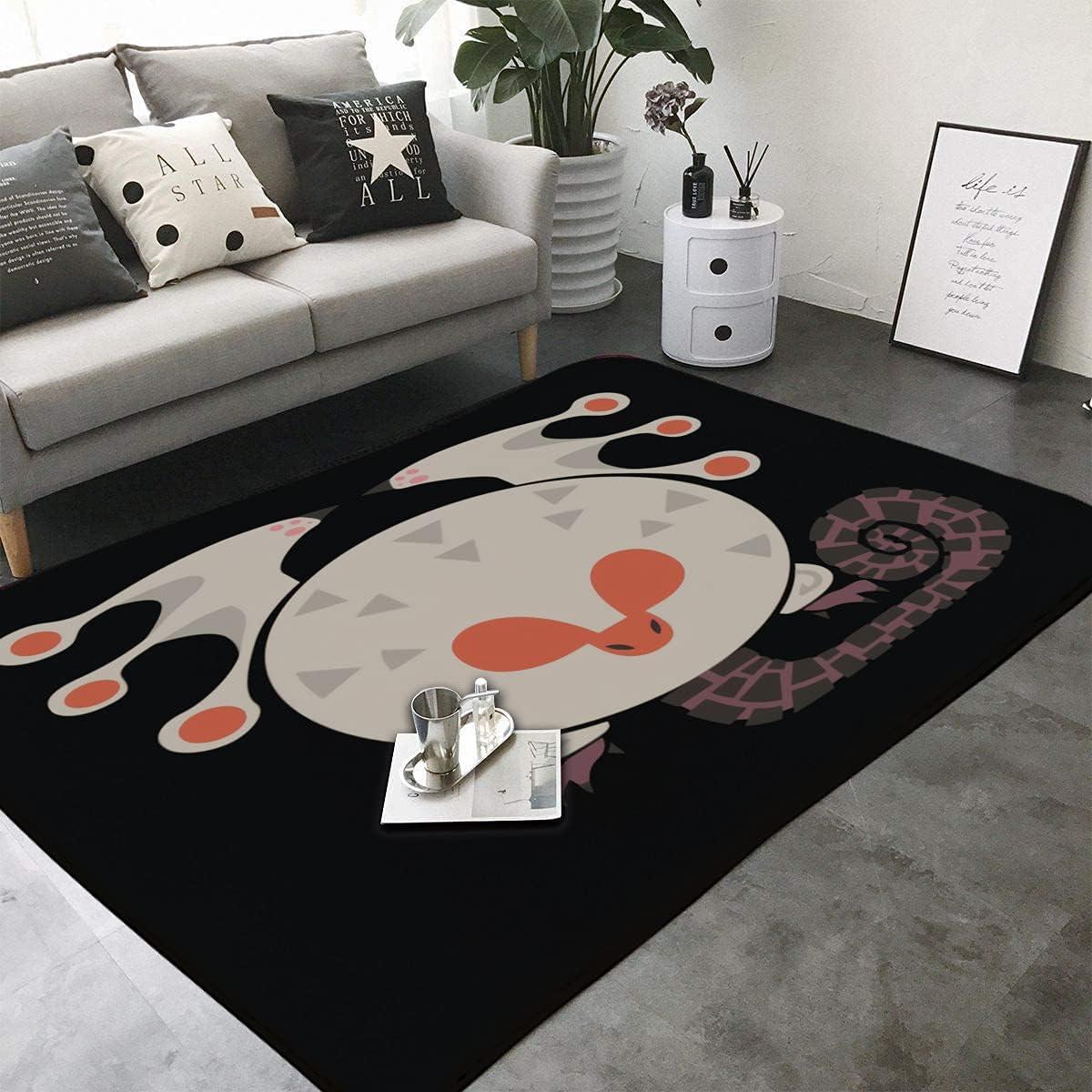 Paolumu-Kids Rugs for Bedroom Playroom Car Mats 5 ☆ very popular Carpet Chair Spring new work