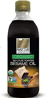 Best organic sesame oil costco Reviews