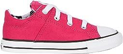 Cerise Pink/Black/White