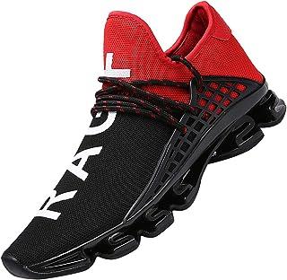 DUORO کفش در حال اجرا مردان کفش ورزشی گاه به گاه کفش ورزشی نفس نفس زدن در کفش ورزشی تنیس سبک وزن تیغه ورزشی برای مردان