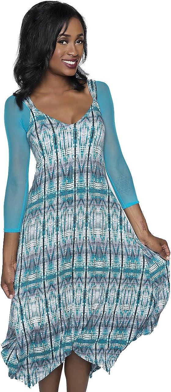 Sleevey Wonders Women's Basic 3/4 Length Mesh Sleeve