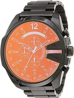 Men's Mega Chief Stainless Steel Chronograph Quartz Watch