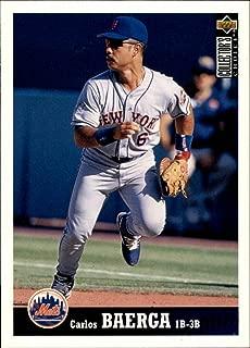 1997 Collector's Choice Baseball Card #169 Carlos Baerga