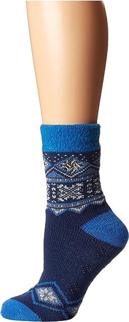 Fair Isle Lodge Sock 1-Pack