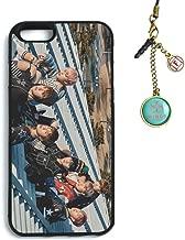 Fanstown Kpop BTS Bangtan Boys iPhone 6/6s case You Never Walk Alone + Dust Plug Charm (E02)