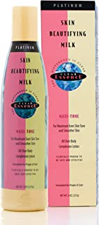 Clear Essence Platinum Line Skin Beautifying Milk, 8 Ounce