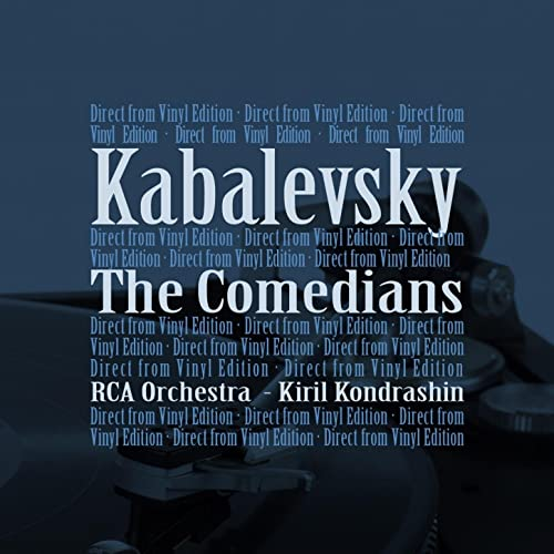 Kabalevsky: The Comedians