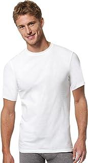 Hanes 4 Pack Comfort Cool Crewneck Undershirt (Men) - Assorted - L