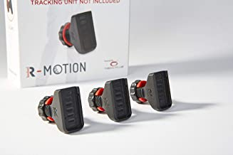 Rapsodo R-Motion and The Golf Club Simulator and Swing Analyzer - 3 Clip Club Attachment Kit (Tracker Not Included)