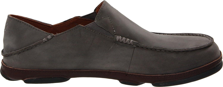Olukai Mens Kamuela Seal Brown boots 8.5 M