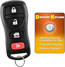 Discount Keyless Key Fob Keyless Entry Car Remote Control For Nissan Infiniti KBRASTU15, CWTWB1U733