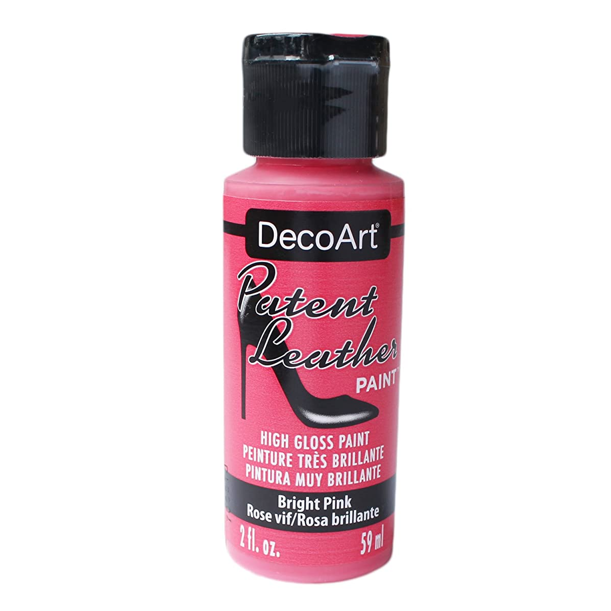 Deco Art DPL05-30 Bright Art Paint, Pink