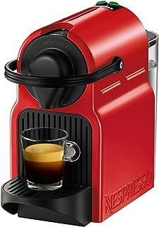 Nespresso Inissia Coffee Machine (Red)