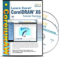 corel draw x6 video tutorials
