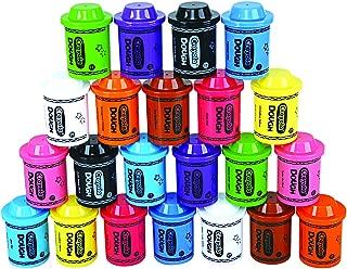 Crayola Dough Colors-5 Oz Size, 22 Pack, 5oz