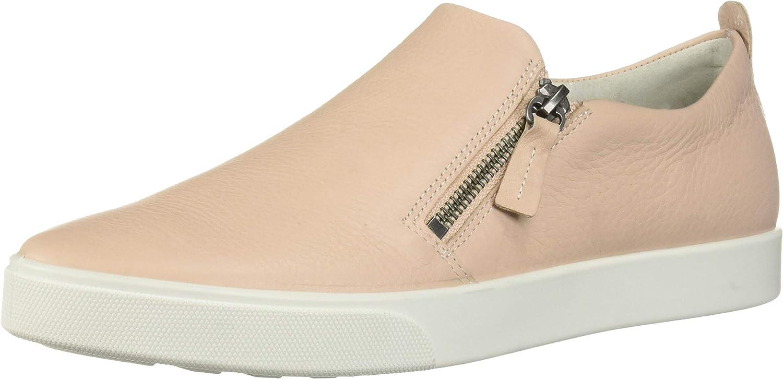 ECCO Womens Gillian Zip Sneakers