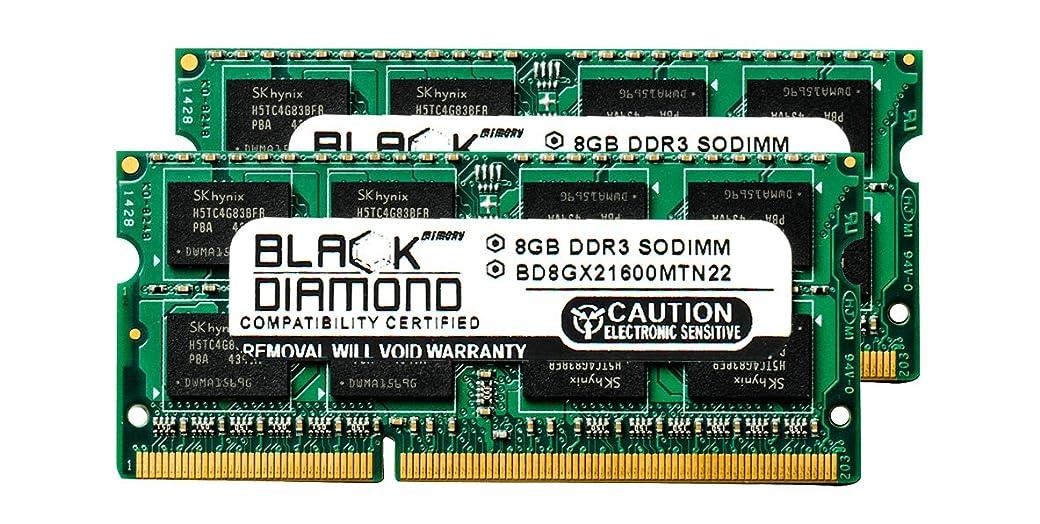 感動するマティスいとこ16GB 2X8GB RAM Memory for Compaq Pavilion m6 Series m6-1031er Black Diamond Memory Module DDR3 SO-DIMM 204pin PC3-12800 1600MHz Upgrade