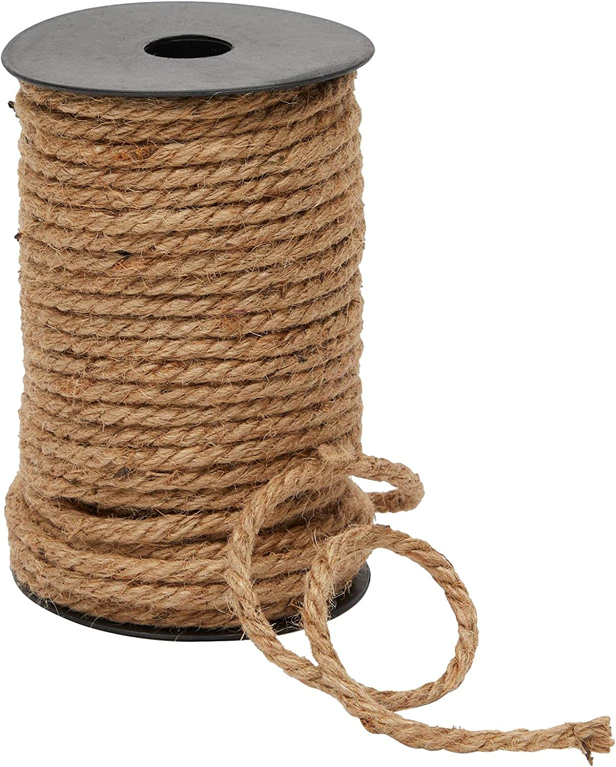 Nautical Rope for price Crafts 100 Feet Jute Inexpensive Thick Hemp Twine Br 5mm