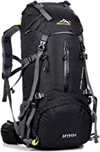 MYMM Mochila de 50/80L, Ideal para Deportes al Aire Libre, Senderismo, Trekking, Camping Travel, Escalada. Bolso Impermeable del Alpinismo, Daypacks Que suben del Recorrido, Mochila