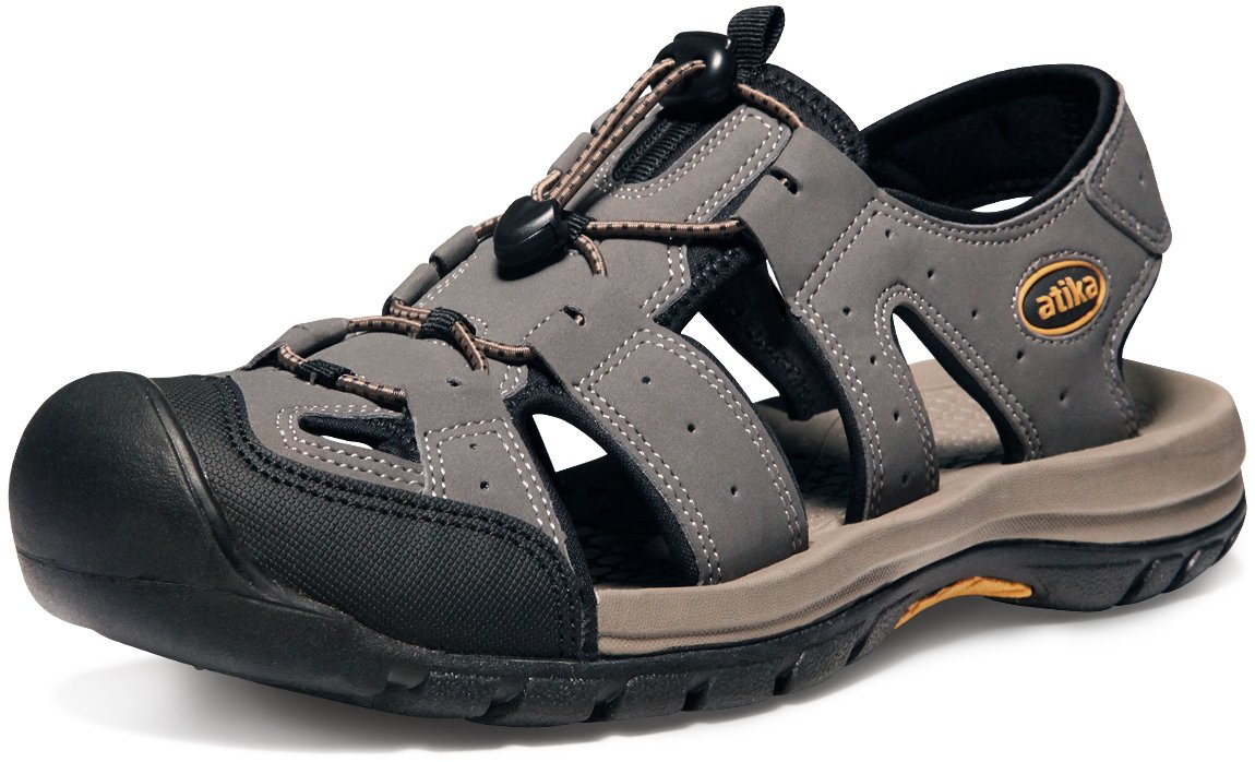 ATIKA AT M108 GRY_Men Sports Sandals Outdoor