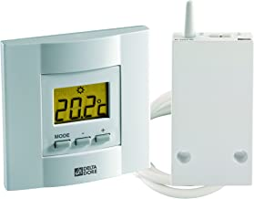 Delta Dore 6053035 Termostato Radio para Caldera Tybox 23, Blanco