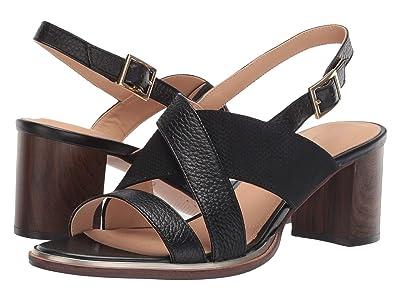 Clarks Ellis Tilda (Black Leather) High Heels